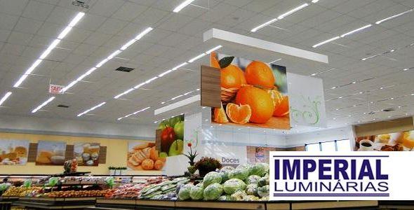 Sistemas de iluminação para ambientes empresariais