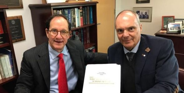 Univali firma convênio com a Widener University Delaware Law School, dos EUA