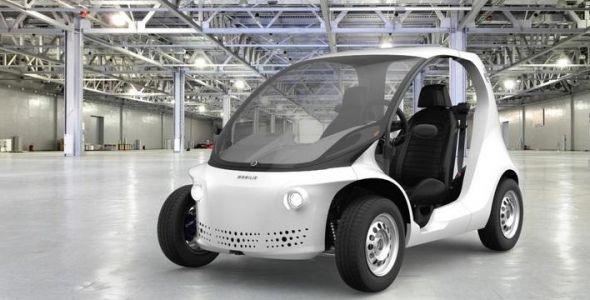 Primeiro carro elétrico desenvolvido em SC será exposto em Criciúma