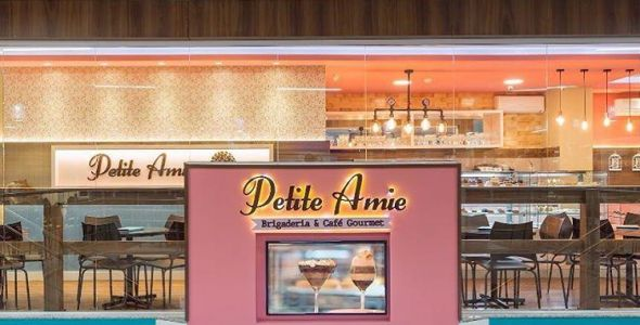 Rede de franquias Petite Amie aposta em cardápio gourmet