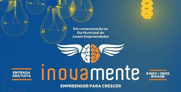 Blumenau terá painel em comemoração ao Dia Municipal do Jovem Empreendedor