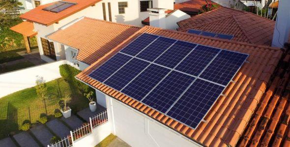 Sistema Cecred financia programa de energia solar