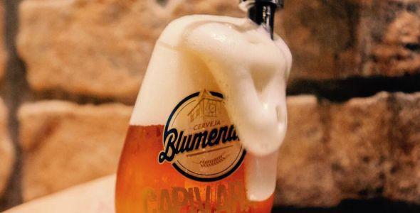 Cerveja Blumenau irá lançar dois rótulos e uma nova linha de cervejas da marca
