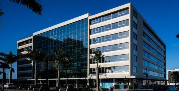 Edifício comercial recebe categoria ouro de sustentabilidade em SC