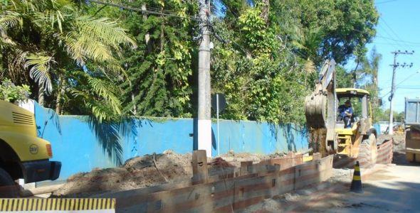 Casan conclui instalação de redes do Sistema de Esgotamento Sanitário de Balneário Piçarras