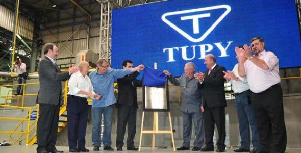 Tupy é a maior do setor de metalurgia no ranking das 500 Maiores do Sul
