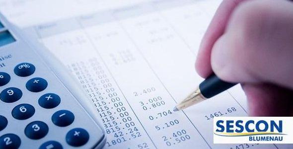 Sescon Blumenau esclarece mudanças na tributação municipal