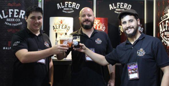 Cervejaria Al Fero Birrificio irá lançar dois rótulos
