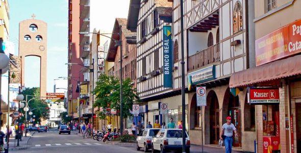 Santa Catatina é destaque no Índice de Cidades Empreendedoras 2017
