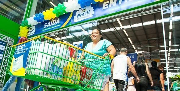 Brasil Atacadista inaugura loja em Florianópolis