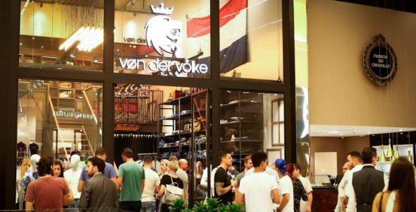 Balneário Shopping recebe flaship da Vøn der Völke
