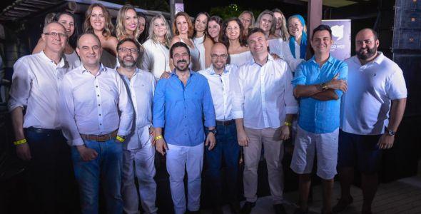 Núcleo Catarinense de Decoração empossa nova diretoria para o próximo biênio