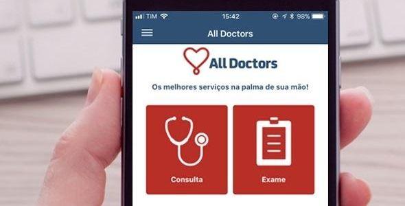 Aplicativo gratuito ajuda pacientes que não possuem convênios