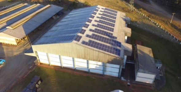 Energias renováveis são aliadas dos produtores rurais