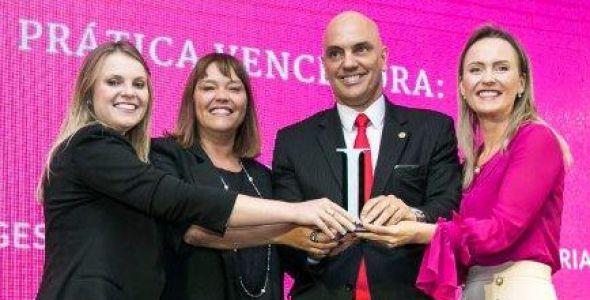 Projeto do MPSC é vencedor do Prêmio Innovare