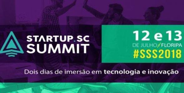 Ecossistema de startups ganha novo evento: o Startup SC Summit