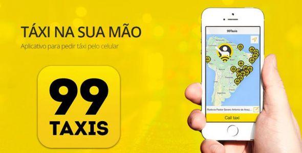 Aplicativo 99 abre cadastro para 2 mil motoristas em Itajaí