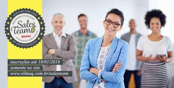 Programa Sales Team abre 10 vagas de trabalho para vendedores em Blumenau