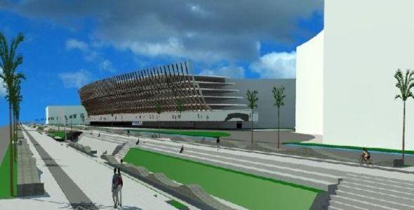 Projeto da orla de Tijucas é apresentado a prefeito e empresários