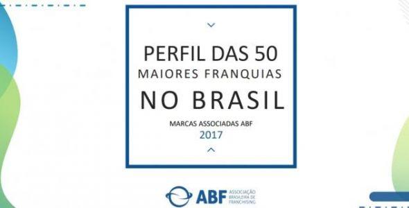 ABF faz retrato das 50 maiores marcas de franquias no Brasil