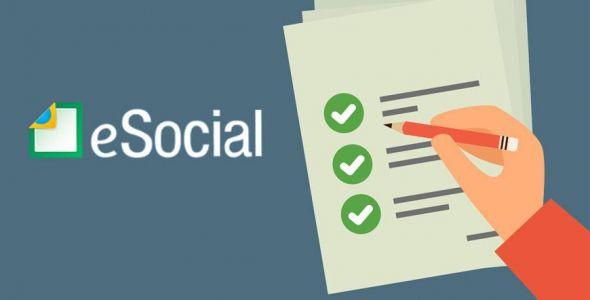 Prestação obrigatória de informações através do eSocial entra em vigor