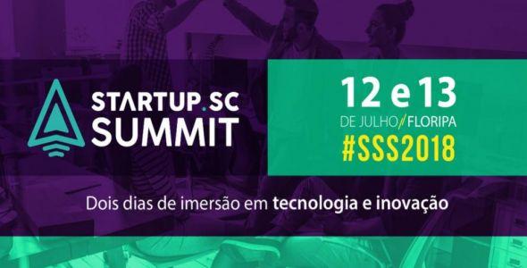Primeira edição do Startup SC Summit está com inscrições abertas