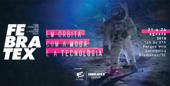 Mais de 100 empresas catarinenses irão participar da 16ª Febratex