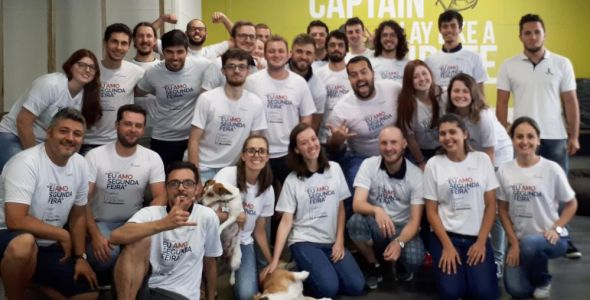 Trezo está entre as 30 do Brasil mais amadas pelos colaboradores