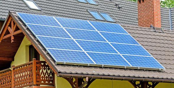 Catarinenses poderão financiar energia solar