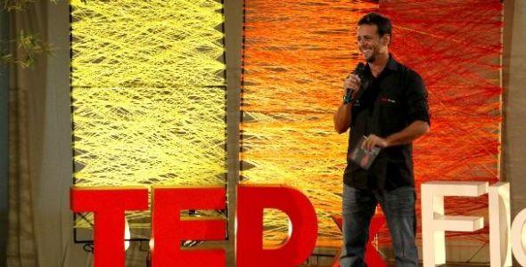 Egresso do curso de Cinema da Unisul é eleito embaixador do TEDx no Brasil