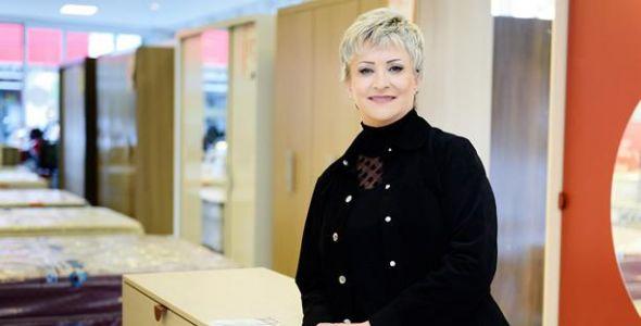 Lojas Colombo tem nova presidente