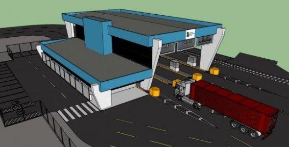 Governador autoriza obras na SCPar Porto de São Francisco do Sul