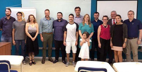 Instituto Gene recebe novos incubados em Blumenau