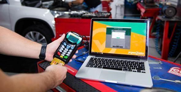 90% de despachantes veiculares usam pagamentos via cartão de crédito