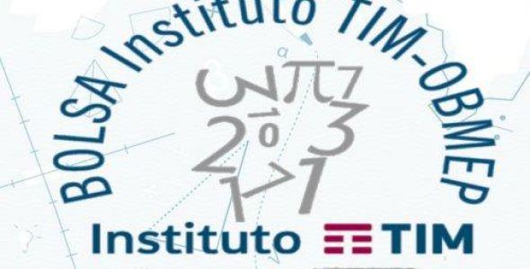 Instituto TIM oferece bolsas para estudantes da OBMEP