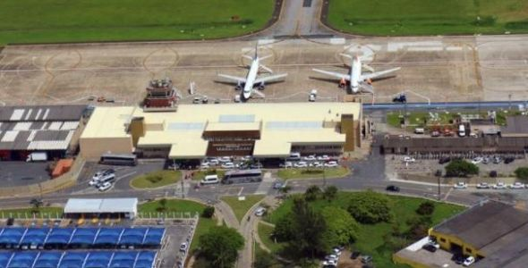 Infraero lança licitação para os terminais de carga de Joinville e Navegantes
