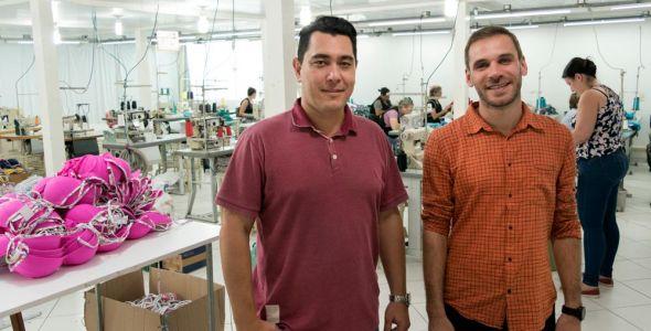 Empresa de Joinville recebe prêmio mundial por design de marca