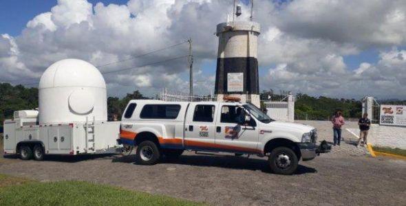Radar Sul entra em atividade na quinta-feira, em Araranguá