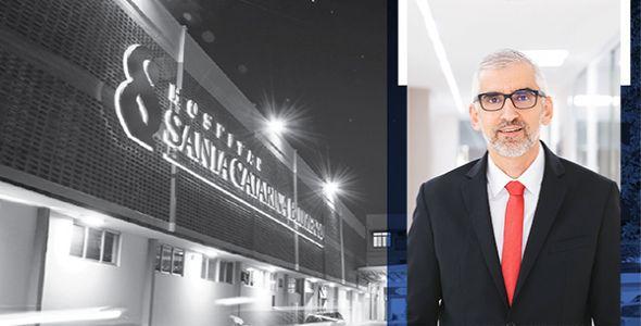 Diretor-superintendente do HSC está entre os 100 mais influentes da saúde