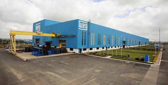 Lucro da WEG cai 7% no quarto semestre de 2017