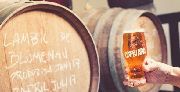 Cerveja Blumenau leva 18 rótulos experimentais ao Festival Brasileiro da Cerveja