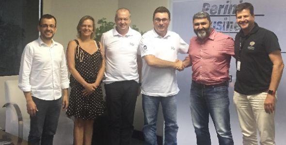 Spin firma parceria com o Ágora Tech Park em Joinville