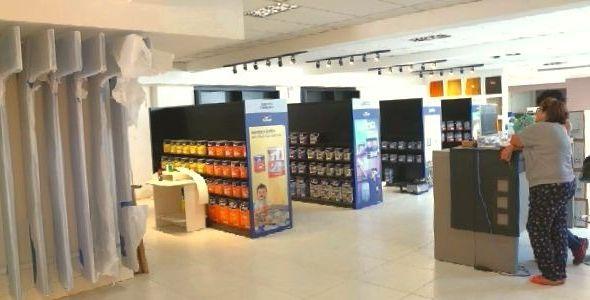 Colordesign inaugura loja em Blumenau