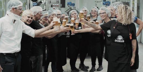 Eisenbahn realiza projeto colaborativo com cervejeiras