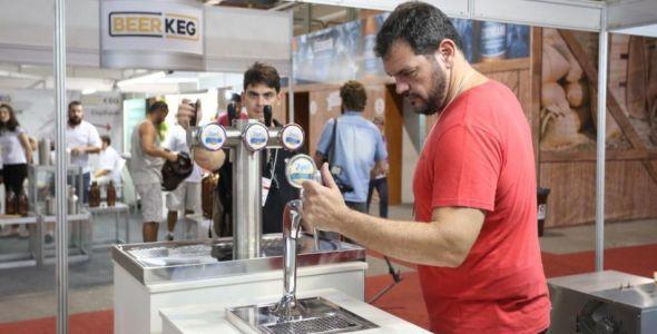 Feira Brasileira da Cerveja registra crescimento de 60%