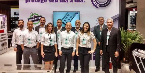 Ralo Linear leva tendências da construção civil para Expo Revestir 2018