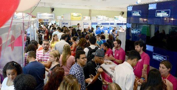 Florianópolis recebe a maior feira de intercâmbio da América Latina