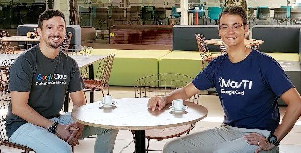 MovTI, de Florianópolis, passa a integrar o Premier Google Cloud
