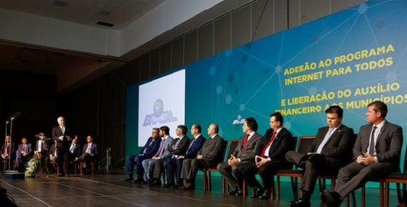 Mais de 150 cidades aderem ao Programa Internet para Todos do Governo Federal