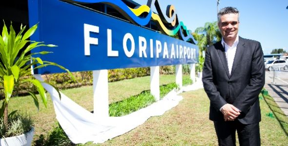Tecnologia SITA é escolhida para reformar aeroporto de Florianópolis